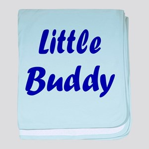 Big Buddy - Little Buddy: baby blanket